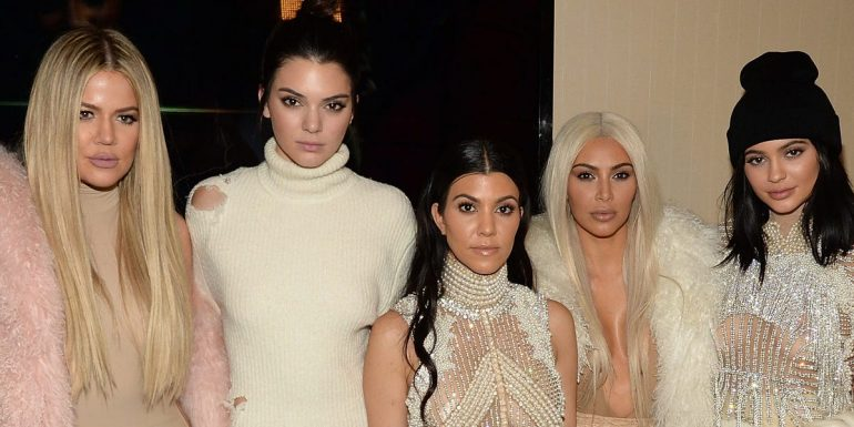 How the Kardashian-Jenner Family Celebrated Christmas