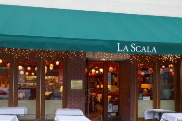 La Scala restaurant in Beverly Hills secretly invites people to a NYE party