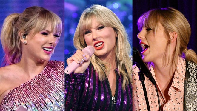 Taylor Swift cleaned up the Nashville country myths mural.  but why?