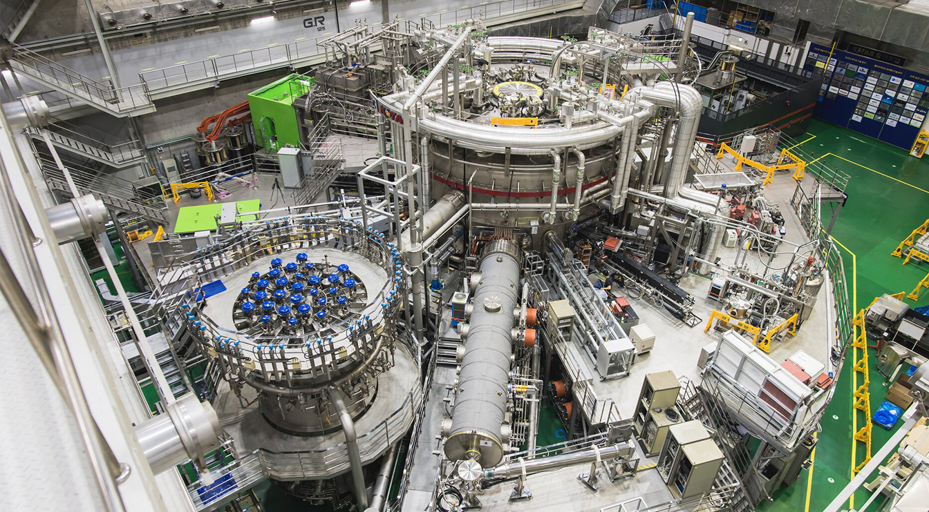 The fusion reactor sets the record with running for 20 seconds