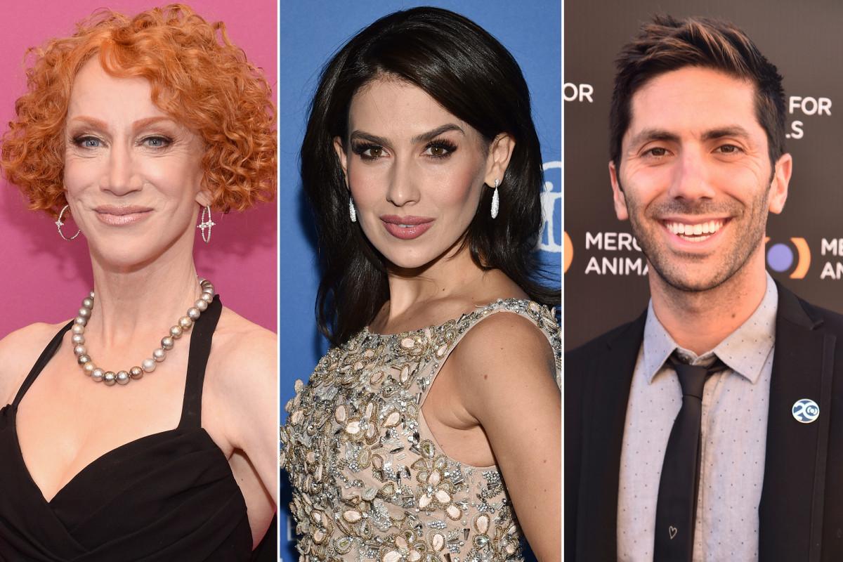 Celebrities mock drama with Hilary Baldwin's accent