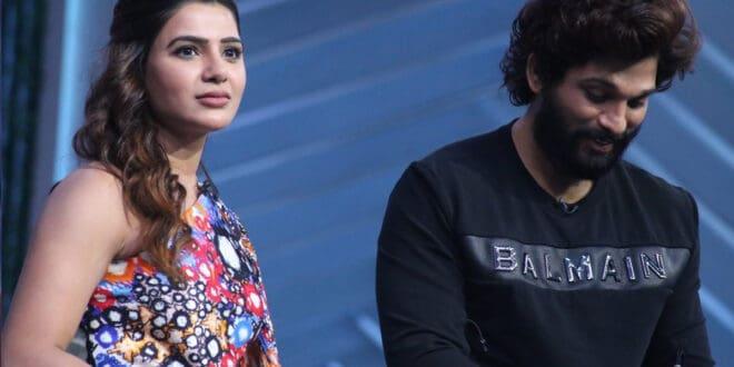 Sam Jam Show: Allu Arjun gets passionate!