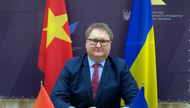 Качка - Експорт України до В'єтнаму зріс на 92%