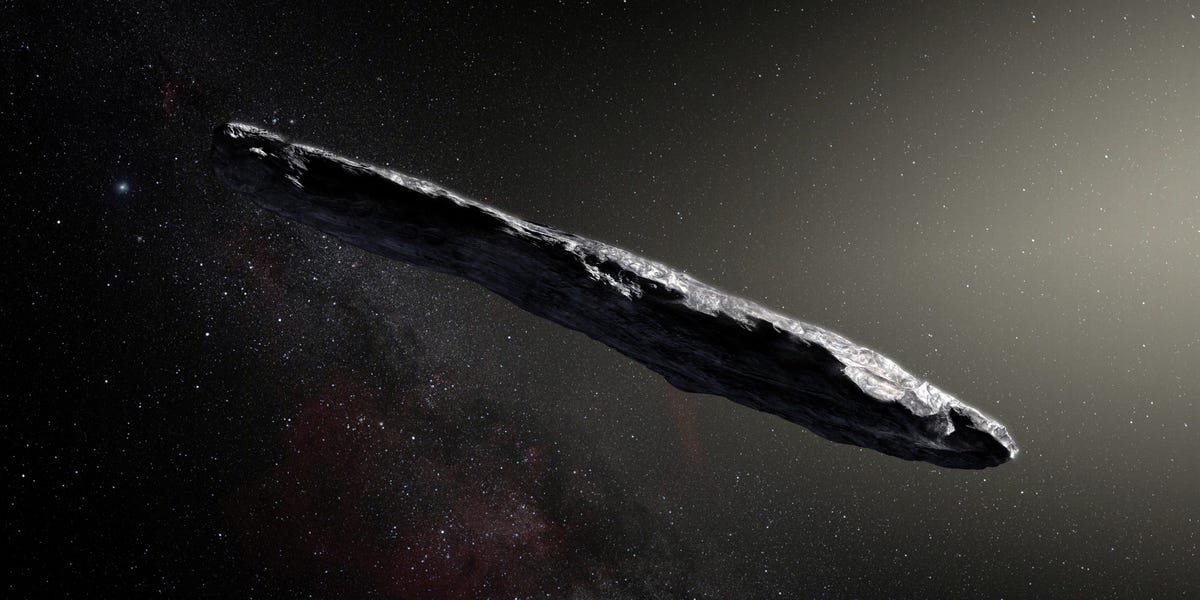 Harvard University professor Avi Loeb: Space debris passed by Earth in 2017