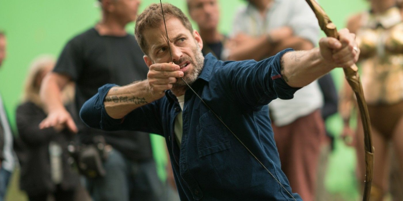 Zack Snyder reveals the Marvel Comic story he wants to adapt