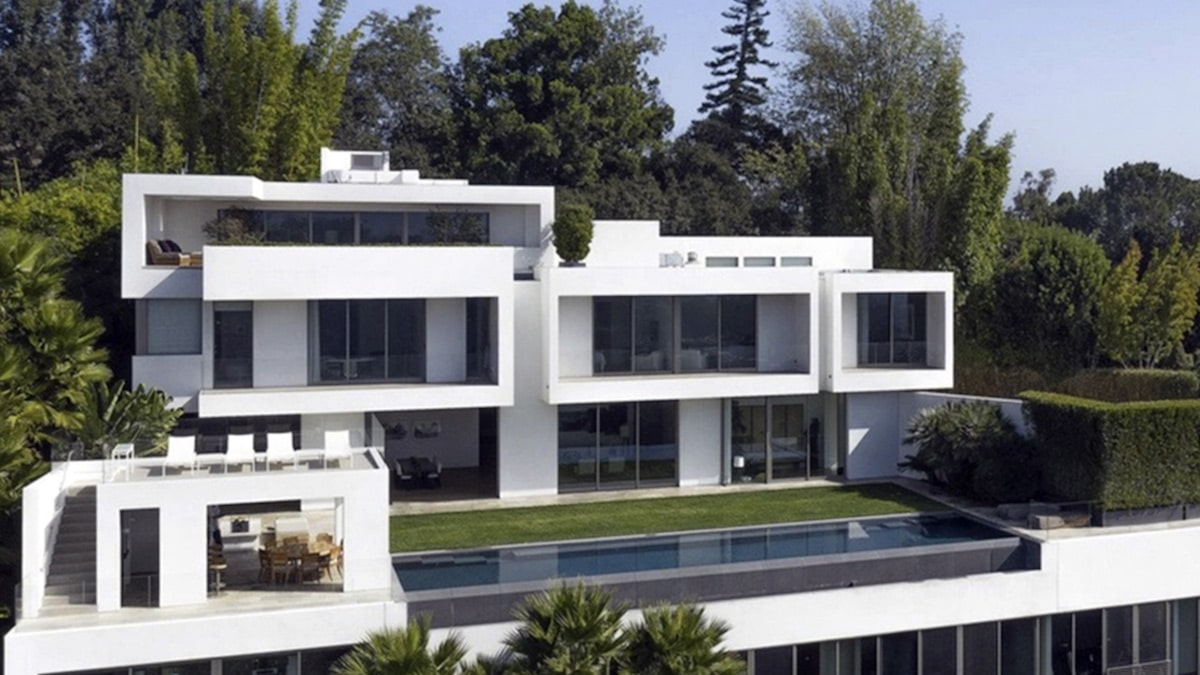 Trevor Noah's $ 27.5 million Bel Air Mansion is a daily show mansion