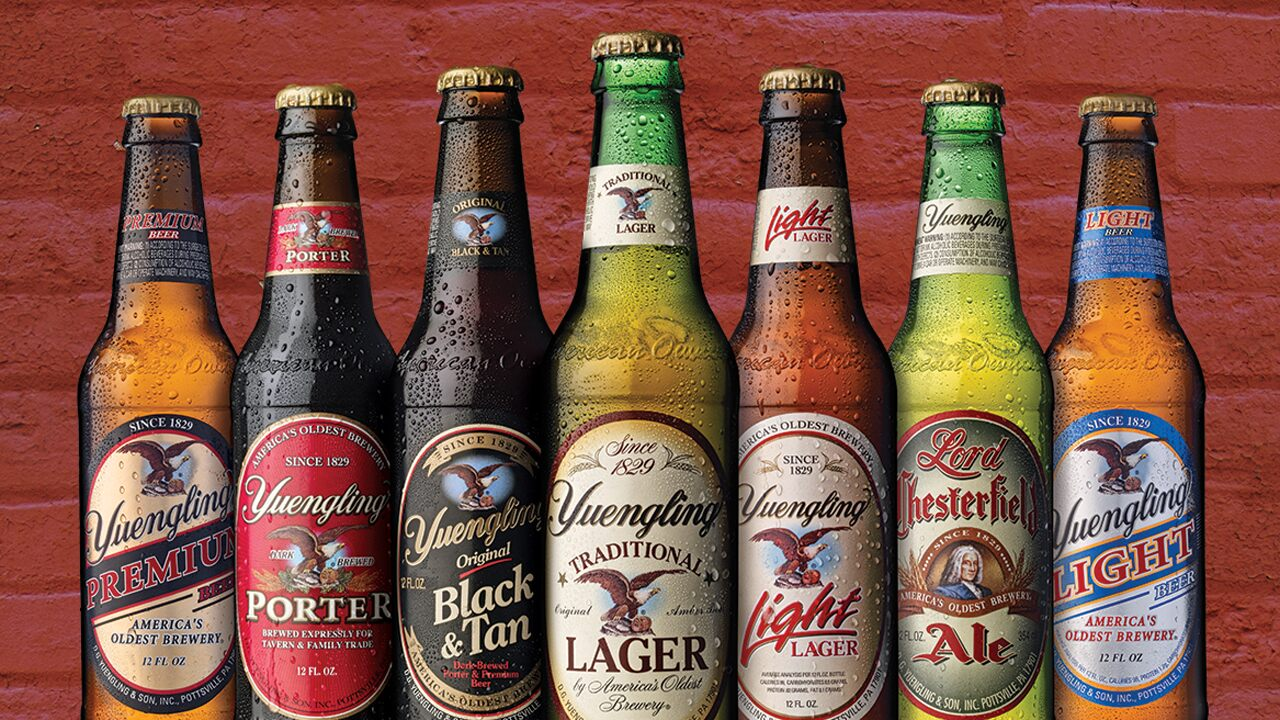 Yuengling beer is expanding into Texas as the first step to growing west
