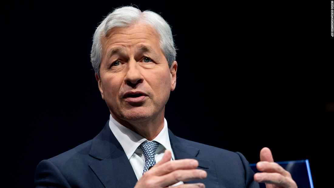 Jamie Dimon: Businesses must work to solve inequality