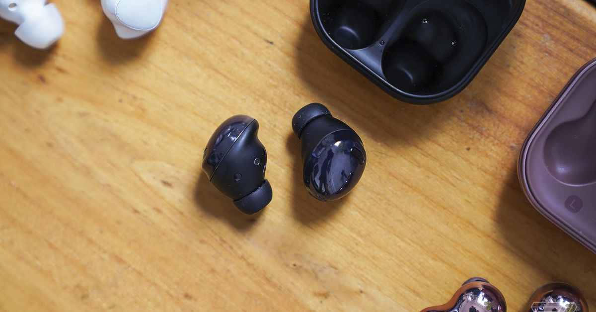 Samsung Galaxy Buds Pro review: the right balance