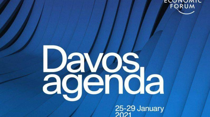 Світовий економічний форум обговорить наслідки COVID-19 в Інтернеті в порядку денному Давосу 25-29 січня