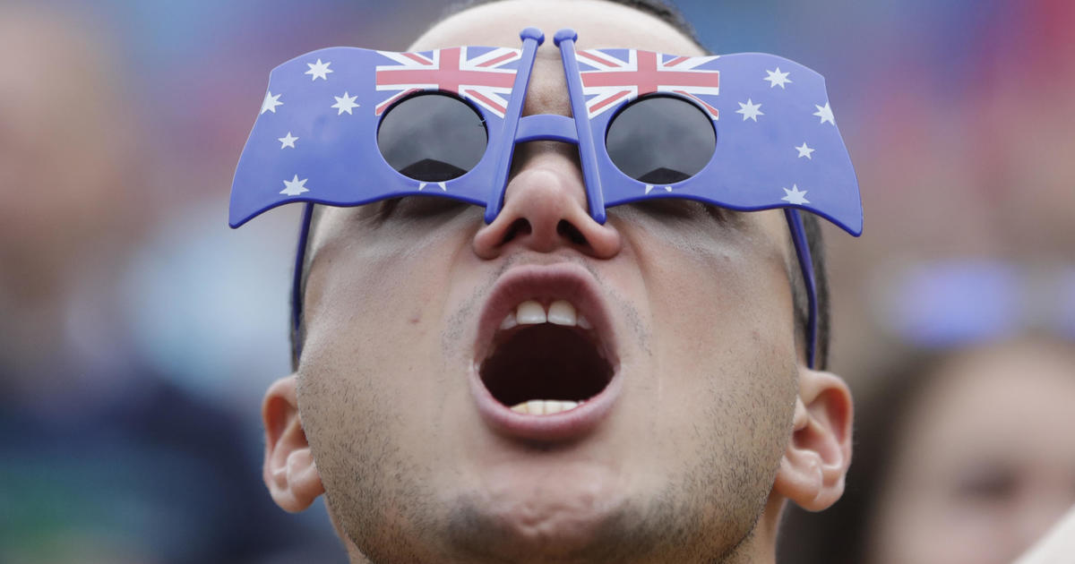Australia changes one word in its national anthem to honor indigenous people