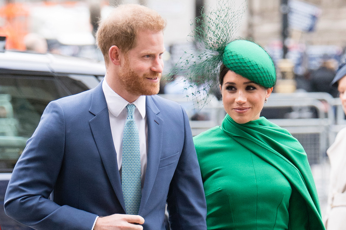"Biographer slams Prince Harry for following Markle's ""awakening"" ways"