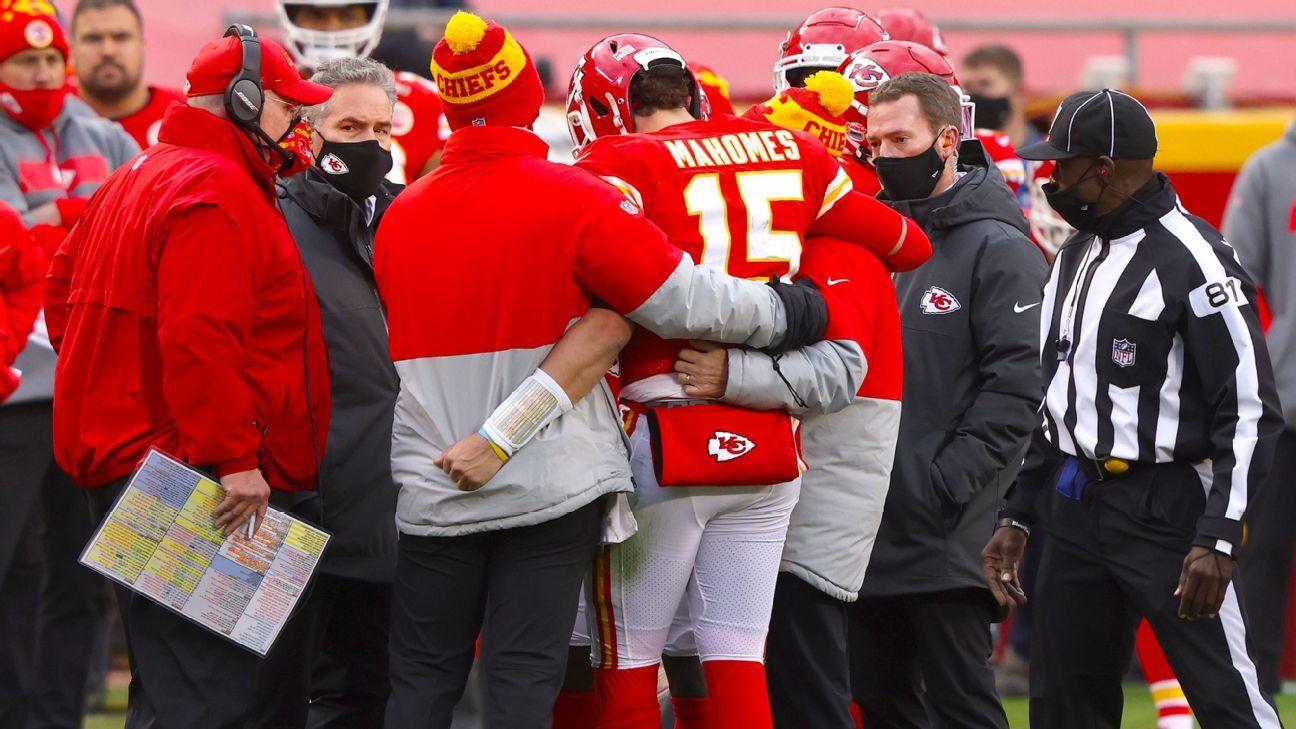 Kansas City Chiefs finds his way to victory behind Chad Henny after suffering a concussion