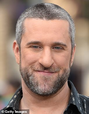 Dustin Diamond is in a lot of pain amid his battle against cancer