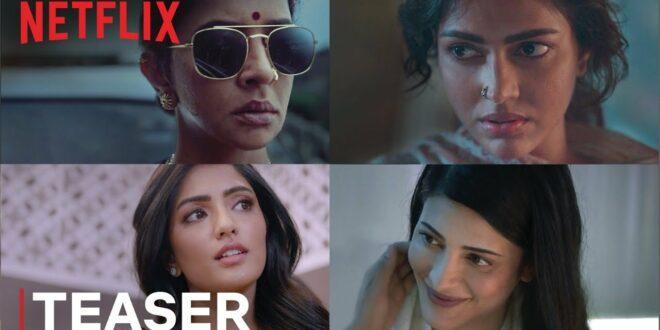 Teaser Talk: Telugu Lost Stories
