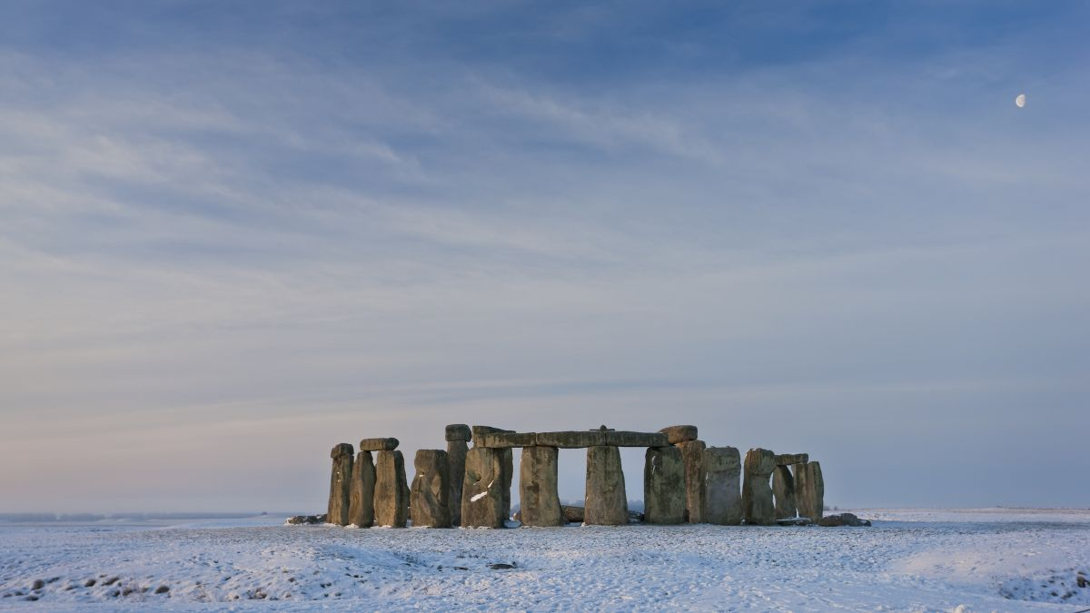 Why was Stonehenge built?     Living Sciences