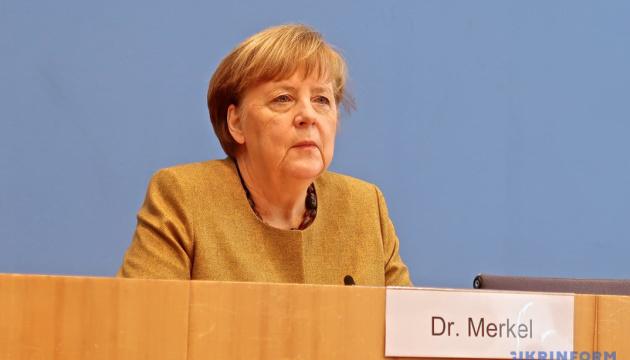 Берлін продовжує наполягати на ролі українського транзиту - Меркель