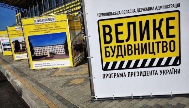 Основний будівельний проект з метою збільшення ВВП України на 2,2% за 5 років