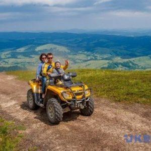 Укравтодор, туристичне агентство з розвитку гірських курортів з українськими компаніями
