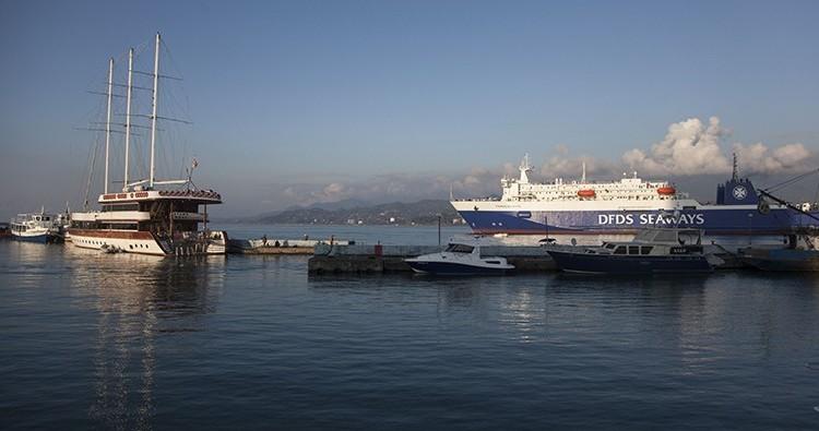 Європейський Союз зобов'язується підтримувати посилення поромних перевезень між грузино-болгарським, румунським та українським портами