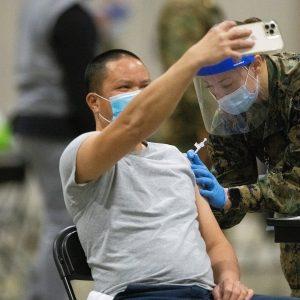 США представляють ціль для вакцини Covid-19