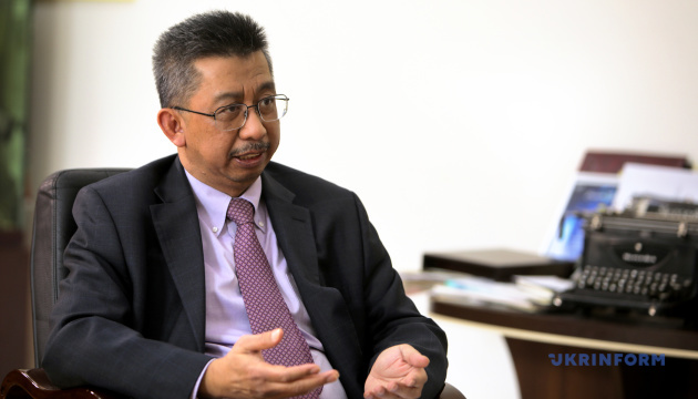 Торгівля між Україною та Малайзією зростає, незважаючи на пандемію - посол