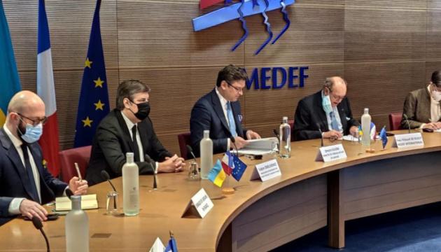 """""""Колиба"""" запрошує французьких бізнесменів взяти участь у будівництві та приватизаційних проектах в Україні"""