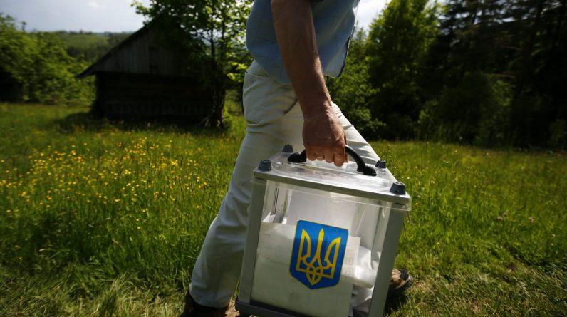 Небезпека поспіху голосувати в Інтернеті в Україні