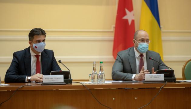 Прем'єр-міністр Міхал зустрівся з представниками турецького бізнес-сектору