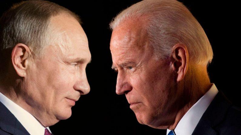 Байден пропонує саміт Путіну в міру накопичення російських сил на українському кордоні