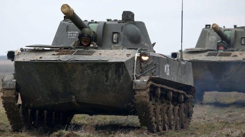 З низьким та середнім ризиком Росія вторгнеться в Україну протягом найближчих кількох тижнів: генерал США
