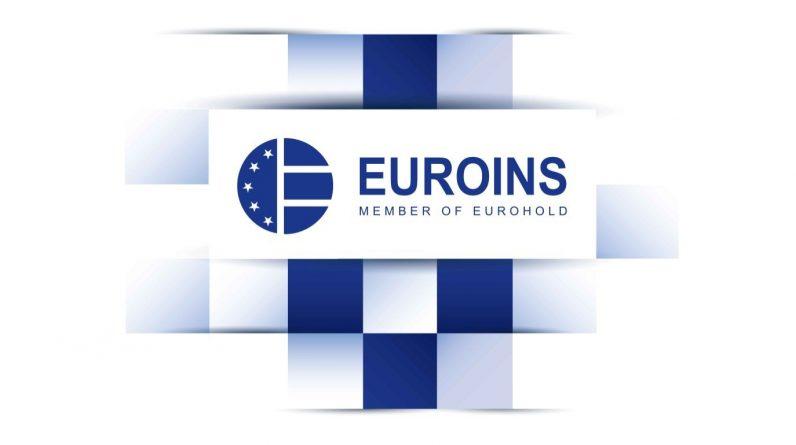 Українська страхова компанія EUROINS збільшує премії на 88% у першому кварталі