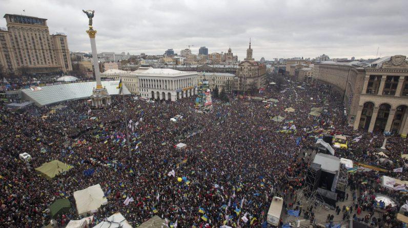 Подорож державного будівництва в Україні та спадщина європейської революції Майдану