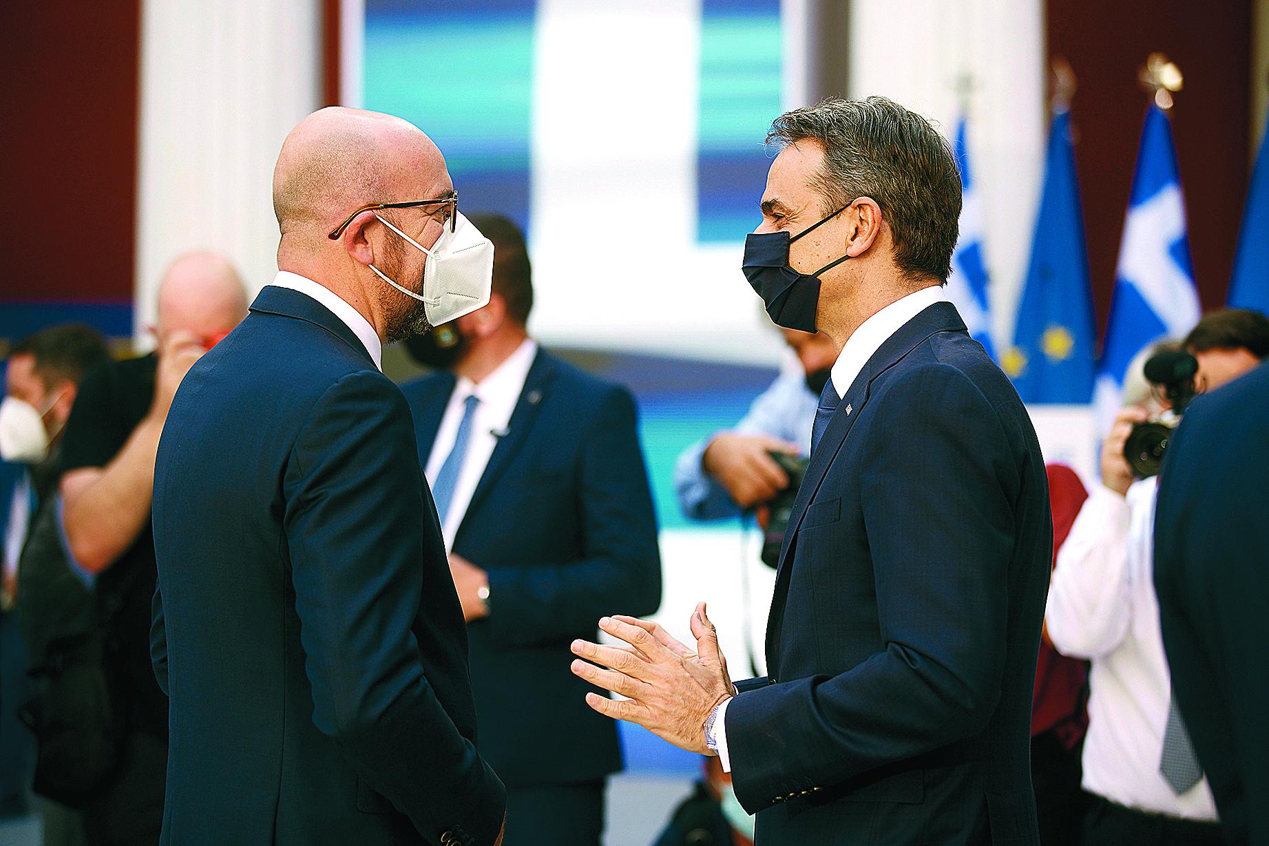 Готовність ЄС вжити заходів проти Туреччини 1