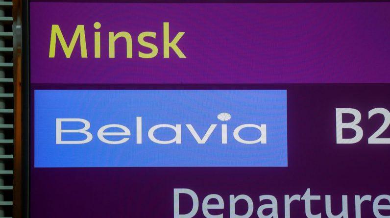 Білоруська авіакомпанія скасовує свої рейси на тлі заморожування в ЄС