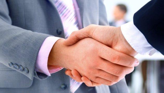 Підписання Меморандуму про співпрацю між ТПП та UkraineInvest