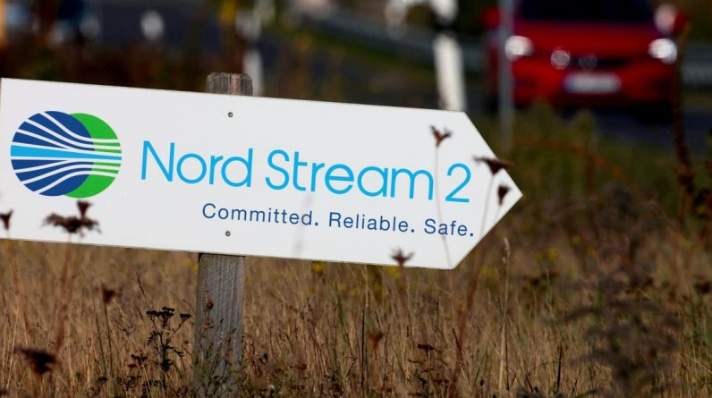 """США відмовляються від санкцій щодо """"Північного потоку-2"""", оскільки Байден намагається налагодити зв'язки з Європою"""