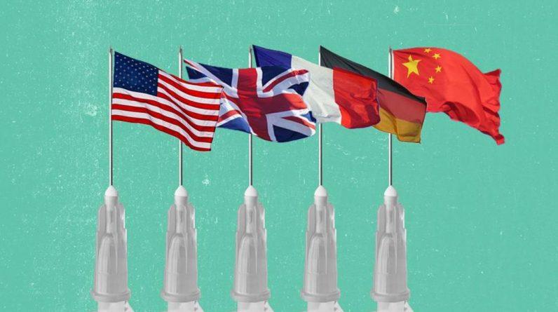 Те, що ми бачимо: оборот патентів на вакцини в США, що виграє в Мадриді, Байден сідлає Росію та Україну