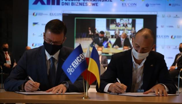 Україна та Польща підписали два меморандуми про співпрацю між компаніями