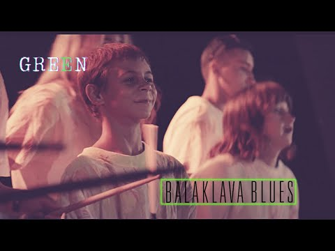 """Prominent Ukrainian duo Mark and Marichka Marczyk from Balaklava Blues are releasing their most recent music video for """"Green"""", a track featured on their debut album Fly. The video features images of activities from the newly named Ruslana's Summer Camp, and stars Vova and his younger friend Andriy, an orphan who has directly benefited from HUH programming and is a Temerty Scholarship Fund recipient."""