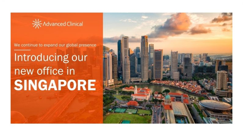 Advanced Clinic продовжує свою глобальну експансію в Азіатсько-Тихоокеанському регіоні завдяки новому офісу в Сінгапурі