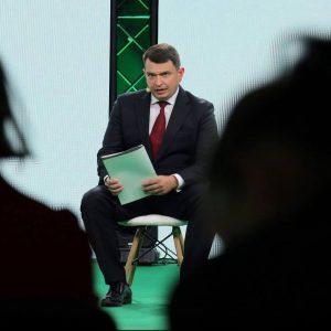 Ганна Гопко: Чому в Україні діє демократія?  |  Київська пошта
