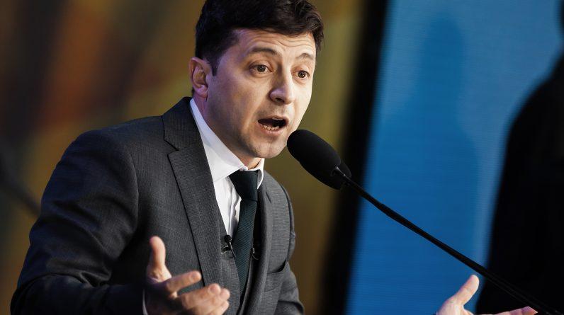 Президент українського коміка серйозно має справу з олігархією країни