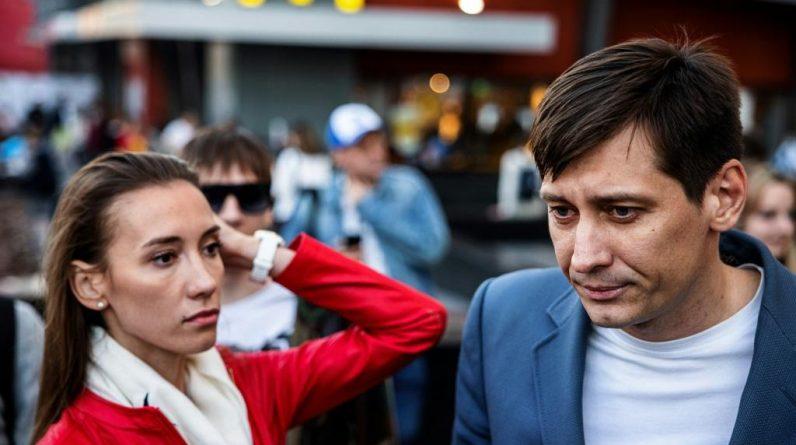 Кремлівський критик Дмитро Гудков тікає в Україну