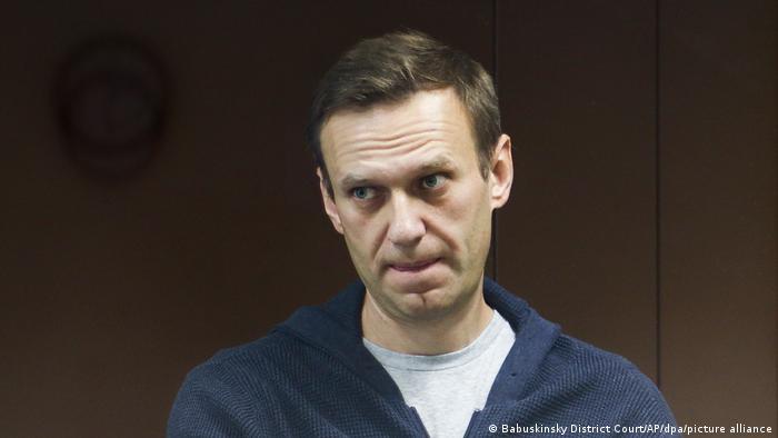 Російський опозиційний лідер Олексій Навальний