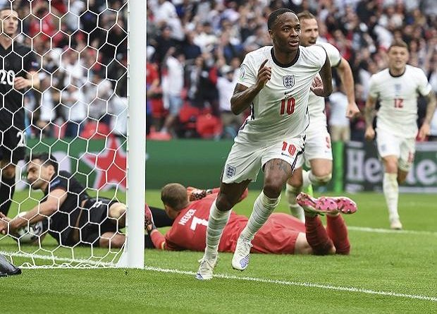 Raheem Sterling, England football team, Euro 2020