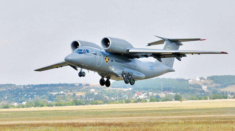 Джон Дейлі: Харківська державна авіаційна виробнича компанія знаходиться у вільному падінні |  Київська пошта