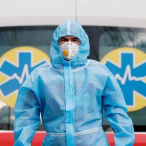 Кількість щоденних смертей від COVID-19 в Україні вперше з червня перевищила 100
