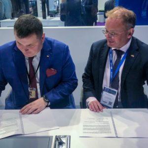 Укроборонпром та Бабкок підписують угоду про співпрацю з метою розширення можливостей ВМС України