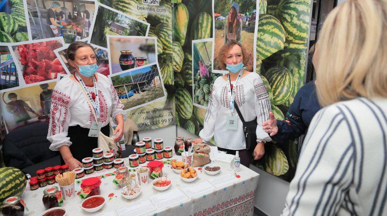 East Expo 2021: компанії з Південно -Східної України показують товари на Національному театрі - KyivPost